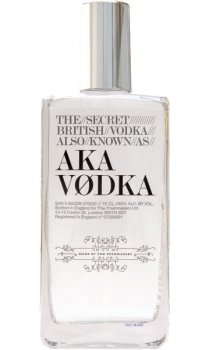 Aka - British Grain Vodka