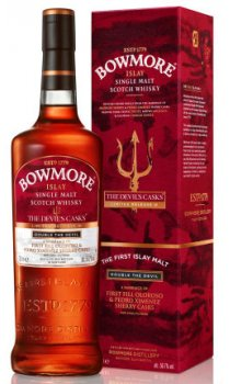 Bowmore - Devils Cask Batch 1