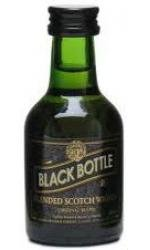 Black Bottle - Standard Miniature