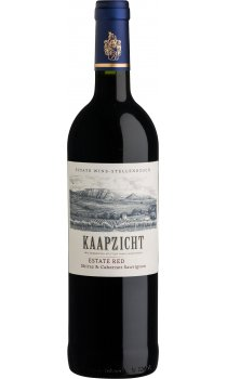 Kaapzicht - Estate Red 2012