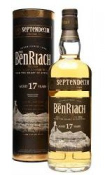 BenRiach - Septendecim Peated 17 Year Old