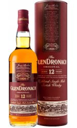 GlenDronach - 12 Year Old New Version