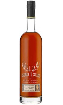 George T Stagg - Kentucky Straight Bourbon Whiskey 2016