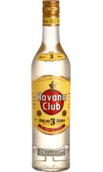 Havana Club - 3 Year Old