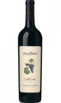 Chateau Ste Michelle - Cold Creek Cabernet Sauvignon 2011