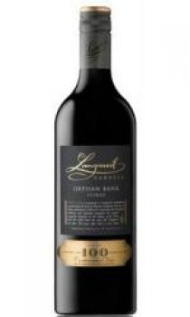 Langmeil - The Orphan Bank Shiraz 2012