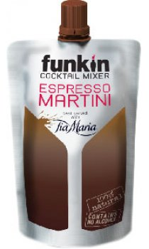 Funkin Single Serve Mixer - Espresso Martini