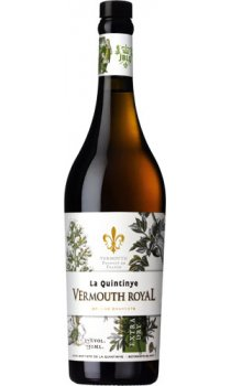 La Quintinye Vermouth Royal - Extra Dry
