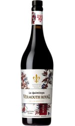 La Quintinye Vermouth Royal - Red