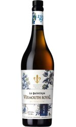 La Quintinye Vermouth Royal - White