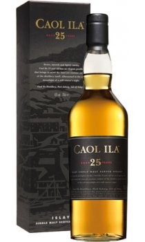 Caol Ila - 25 Year Old