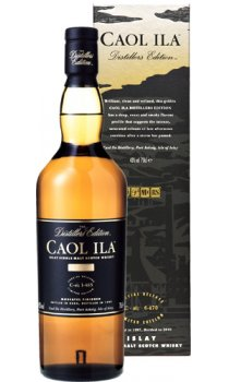 Caol Ila - Distillers Edition 2002