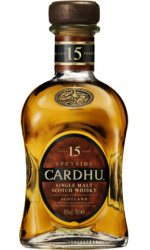 Cardhu - 15 Year Old
