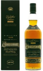 Cragganmore - Distillers Edition 1998