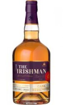 The Irishman - Cask Strength