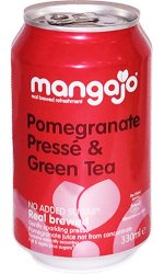 Mangajo - Pomegranate Presse & Green Tea