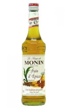 Monin - Gingerbread