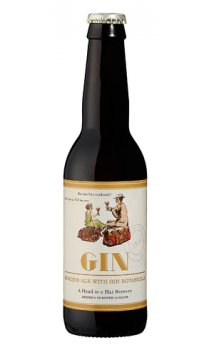 A Head In A Hat - Gin Ale
