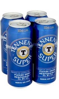 Tennents - Super