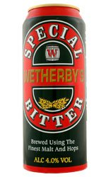 WETHERBYS - Special Bitter