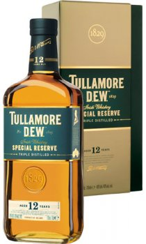 Tullamore Dew - 12 Year Old Special Reserve