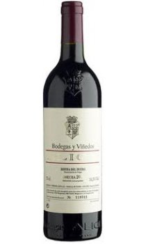 Bodegas Y Vinedos Alion - 2012