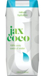 Jax Coco - Coconut Water 330ml
