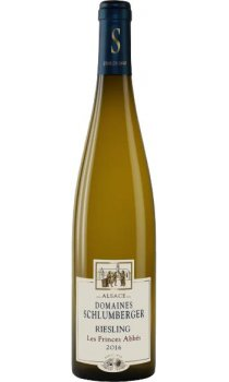 Domaines Schlumberger - Les Prince Abbes, Riesling 2016