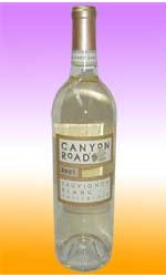 SONOMA COUNTY - Canyon Road, Sauvignon Blanc