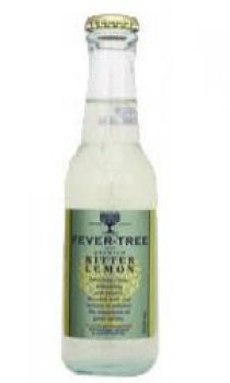 Fever Tree - Lemon Tonic (Bitter Lemon) 6 x 4 Pack