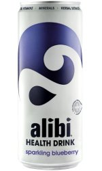 Alibi - Sparkling Blueberry