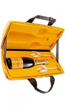 Veuve Clicquot - Yellow Label Traveller Gift Pack