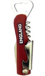 England - Bottle Opener