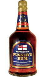 Pussers - Pussers Blue Label Original Admiralty Rum