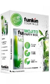 Funkin Cocktail Mixer - Mojito Party Box
