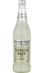 Fever Tree - Refreshingly Light Ginger Beer