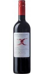 Manolesakis Estate - Exis Red 2016