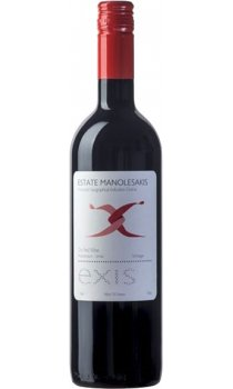 Manolesakis Estate - Exis Red 2017