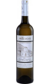 Monemvasia Winery - Metropolis White 2013