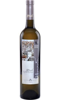 Monemvasia Winery - Asproudi White 2014