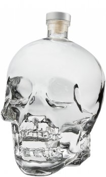 Crystal Head Vodka - 3 Litre Bottle