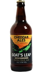 Cheddar Ales - Goats Leap IPA