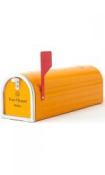 Veuve Clicquot - Yellow Label Mailbox