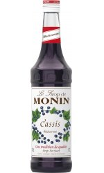 Monin - Cassis (Blackcurrant)