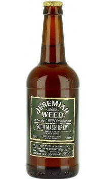 Jeremiah Weed - Kentucky Style Cider Brew Sour Mash