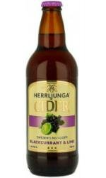 Herrljunga - Blackcurrant & Lime