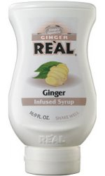 Real - Ginger Puree Infused Syrup