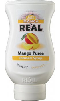 Real - Mango Puree Infused Syrup
