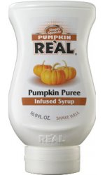 Real - Pumpkin Puree Infused Syrup