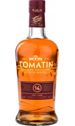 Tomatin - 14 Year Old (Port Wood Finish)